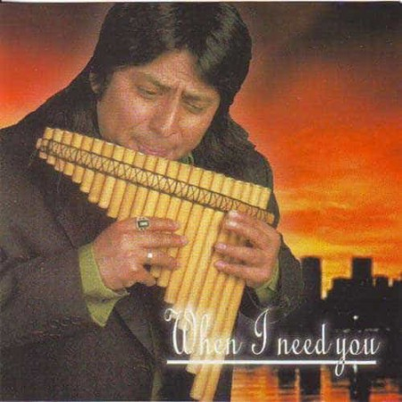 NAZCA CD When I Need You