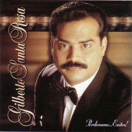GILBERTO SANTA ROSA CD Exitos Perdoname Best Of