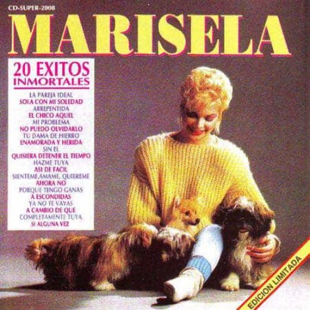 MARISELA CD 20 Exitos Inmortales