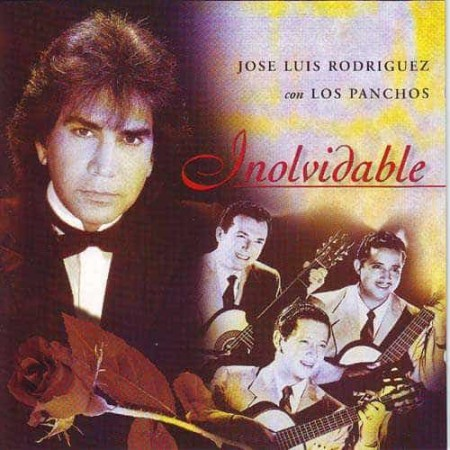 JOSE LUIS RODRIGUEZ CD Inolvidable Vol 1