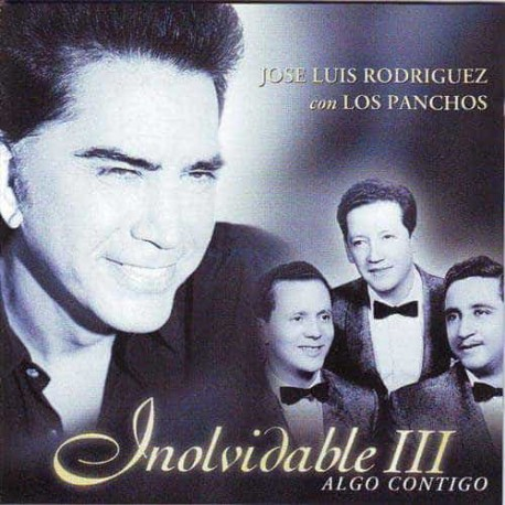 JOSE LUIS RODRIGUEZ CD Inolvidable Vol 3