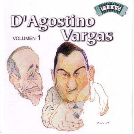 ANGEL D AGOSTINO & VARGAS CD VOL 1