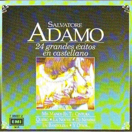SALVATORE ADAMO CD 24 Grandes Exitos