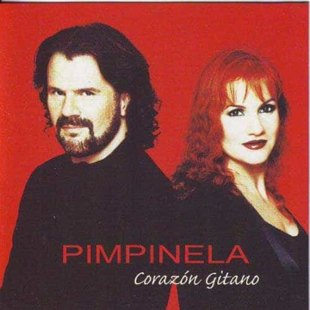 PIMPINELA CD Corazon Gitano