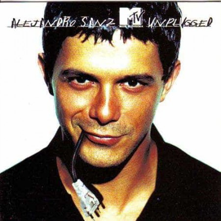 ALEJANDRO SANZ CD MTV Unplugged
