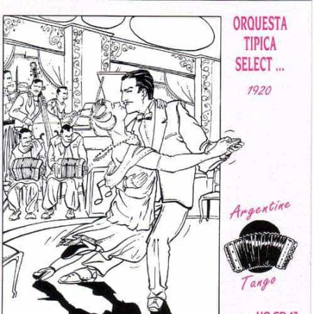 ORQUESTA TIPICA SELECT CD 1920