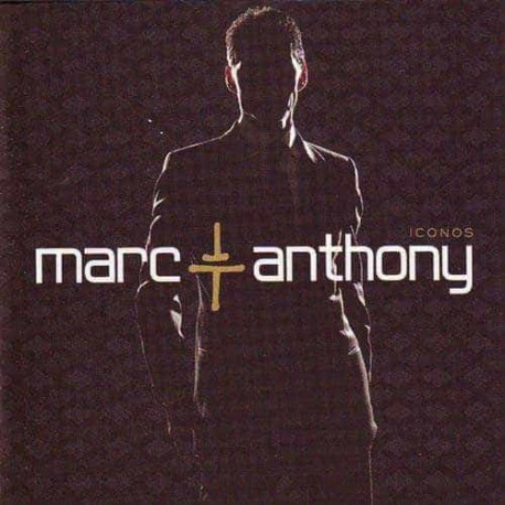 MARC ANTHONY CD Iconos