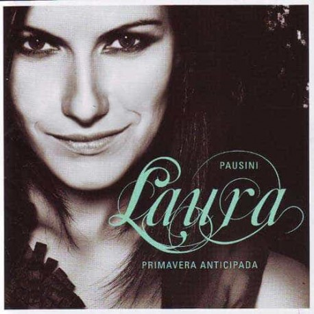 LAURA PAUSINI CD Primavera Anticipada