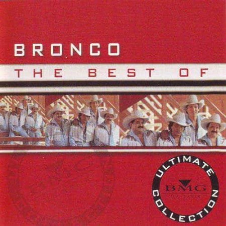BRONCO CD The Best Of Ultimate Collection