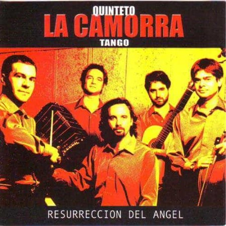QUINTETO LA CAMORRA TANGO CD Resurreccion Del Angel