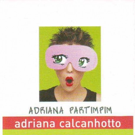 ADRIANA CALCANHOTTO CD Part Im Pim