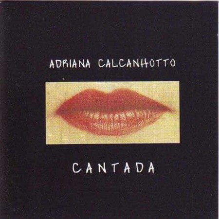 ADRIANA CALCANHOTTO CD Cantada