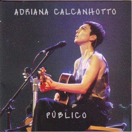 ADRIANA CALCANHOTTO CD Publico