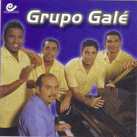 GRUPO GALE CD Con el Mismo Swing