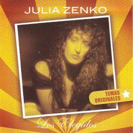 JULIA ZENKO CD Los Elegidos
