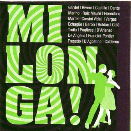 MILONGAS CD Milonga!