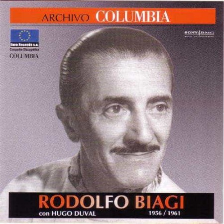 RODOLFO BIAGI & HUGO DUVAL CD Archivo Columbia 1956 - 1961