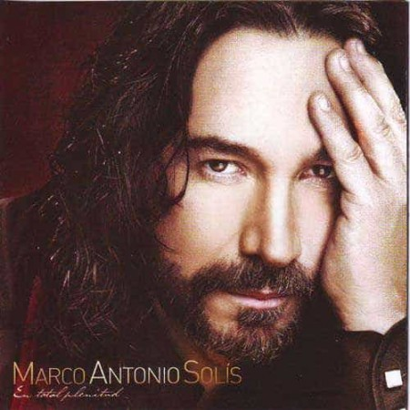MARCO ANTONIO SOLIS CD En Total Plenitud