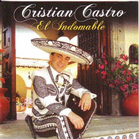 CRISTIAN CASTRO CD El Indomable