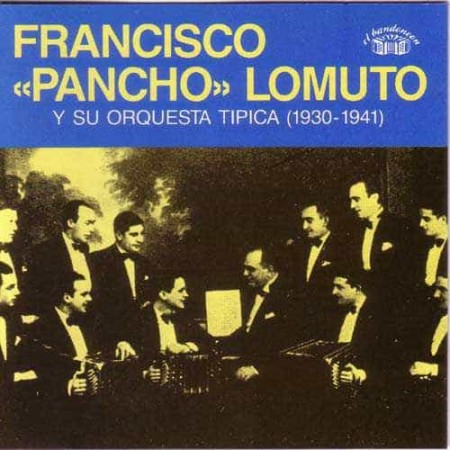 FRANCISCO LOMUTO CD 1930 - 1941
