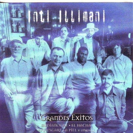INTI ILLIMANI CD Grandes Exitos