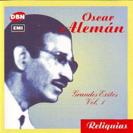 OSCAR ALEMAN CD Grandes Exitos Vol 1