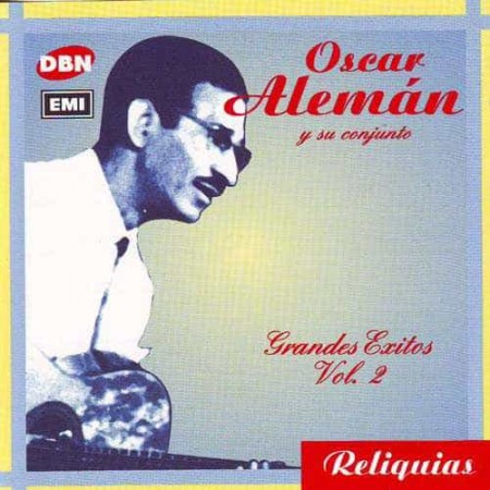 OSCAR ALEMAN CD Grandes Exitos Vol 2
