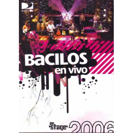 BACILOS DVD En Vivo On Stage 2006