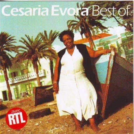 CESARIA EVORA CD The Best Of Lo Mejor