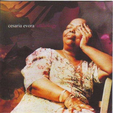 CESARIA EVORA CD Anthology Best Of