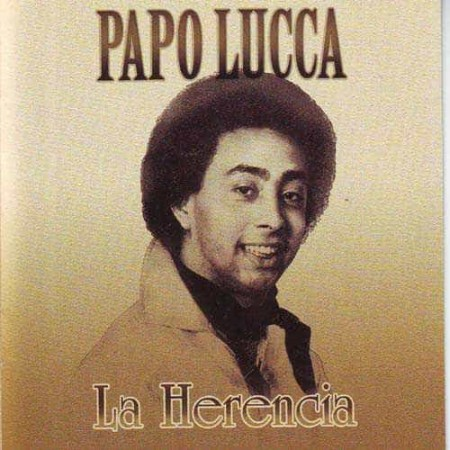PAPO LUCCA CD La Herencia