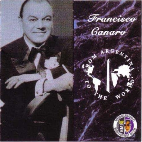 FRANCISCO CANARO CD From Argentina To The World