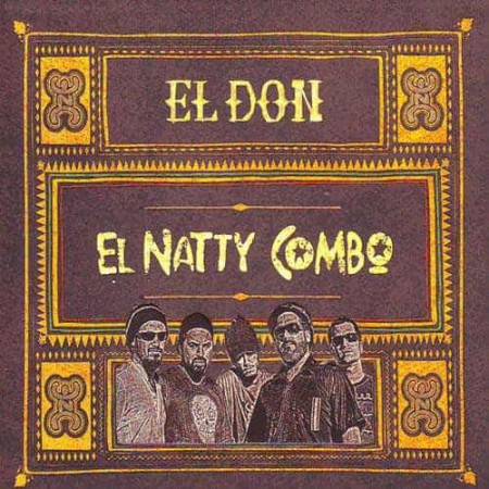 EL NATTY COMBO CD El Don
