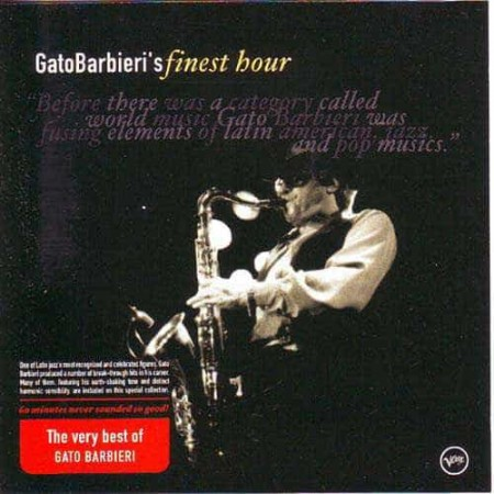 GATO BARBIERI CD Finest Hour