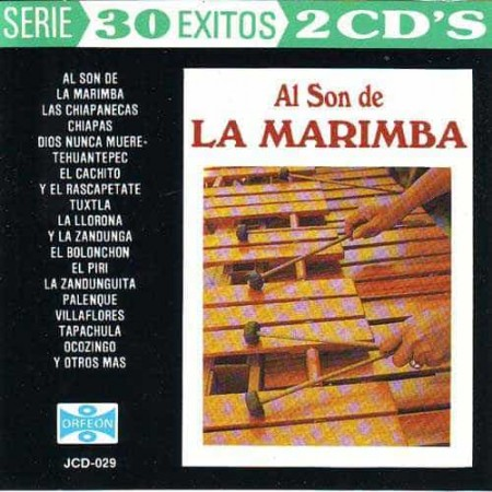 AL SON DE LA MARIMBA 2CD 30 Exitos