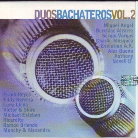 DUO BACHATEROS CD Vol 2