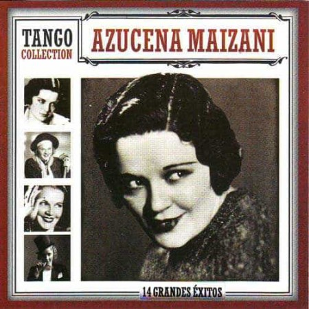AZUCENA MAIZANI CD Tango Collection 14 Grandes Exitos