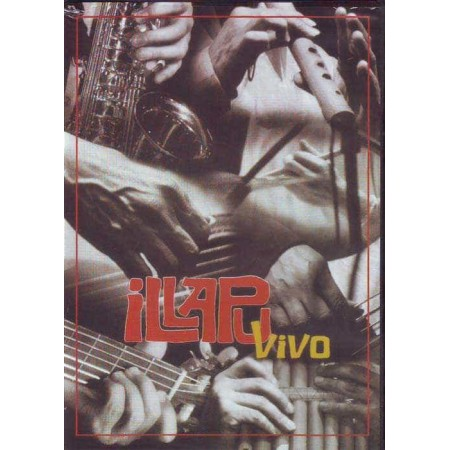 ILLAPU DVD Vivo In Concert