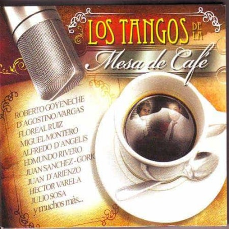 MESA DE CAFE 2CD Los Tangos