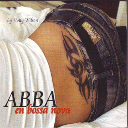 HOLLY WILSON CD Abba En Bossa Nova