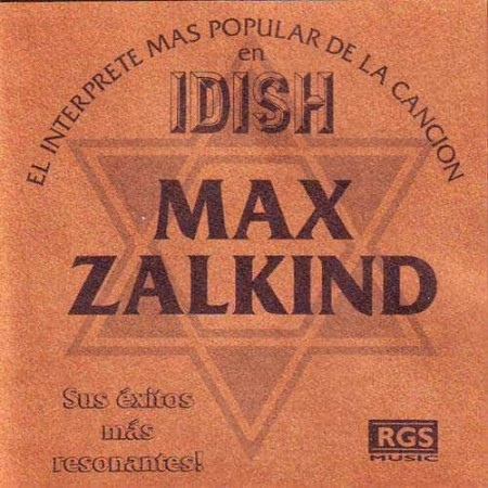 MAX ZALKIND CD Sus Exitos Mas Resonantes