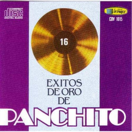 PANCHITO RISET CD Exitos De Oro Best Of