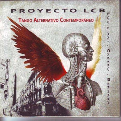 PROYECTO LCB CD Tango Alternativo Contemporaneo