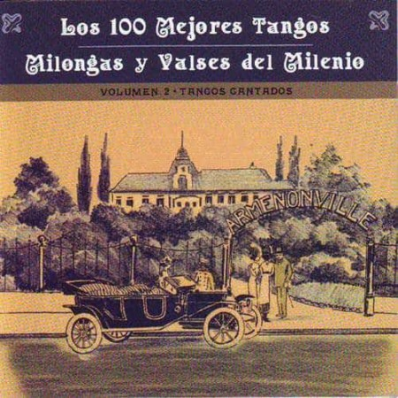 TANGOS CANTADOS CD Vol 2