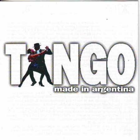 TANGO MADE IN ARGENTINA CD Tango Made In Argentina
