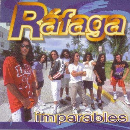 RAFAGA CD Imparables
