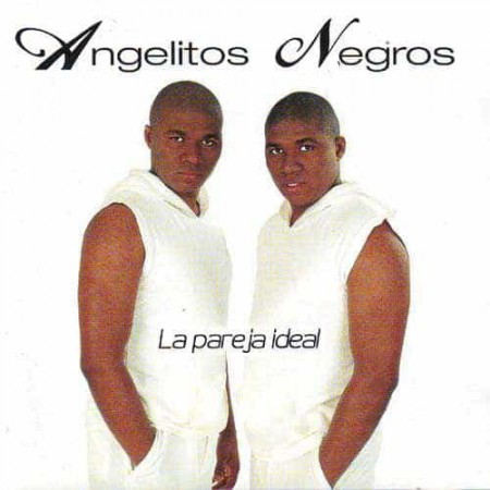 ANGELITOS NEGROS CD La Pareja Ideal