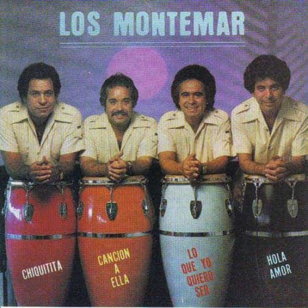 LOS MONTEMAR CD Los Montemar
