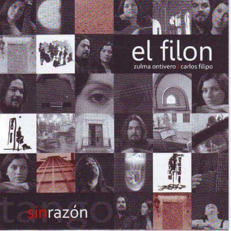 EL FILON ZULMA ONTIVERO & CARLOS FILIPO CD Sin Razon