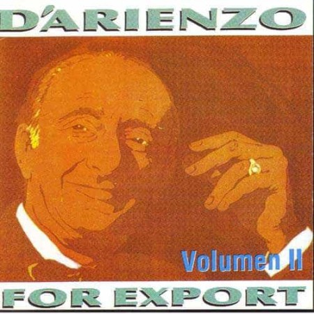 JUAN D'ARIENZO CD For Export Vol 2